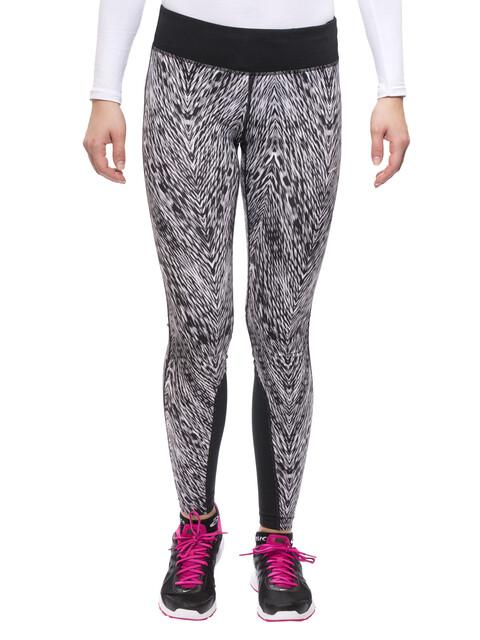 Nike Epic Løbebukser Damer hvid/sort